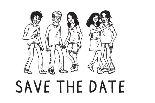 Save the date, quiero verla 5