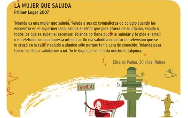Santiago en 100 Palabras: nuevo libro y convocatoria 1