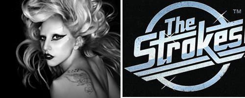 The Strokes y Lady Gaga estrenan nuevas canciones 1
