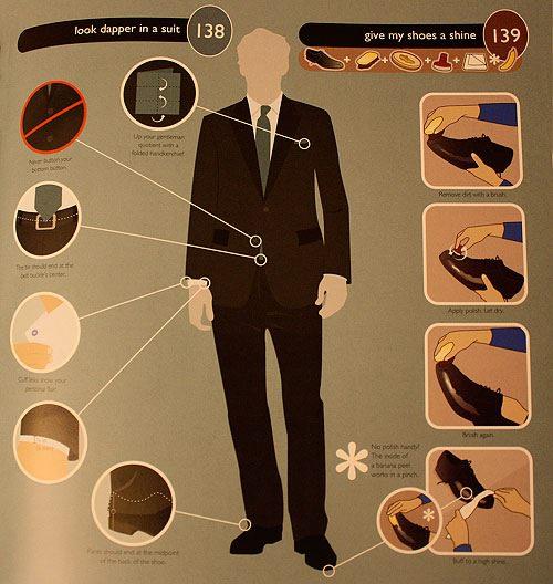 Cómo vestir formal a un hombre 1