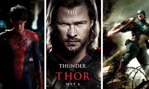 Mucho cine y superhéroes 3