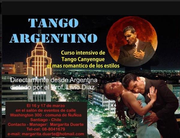 Clases de Tango 1