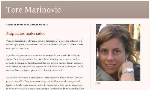 Era broma, ¿cierto?: el blog de Tere Marinovic 1