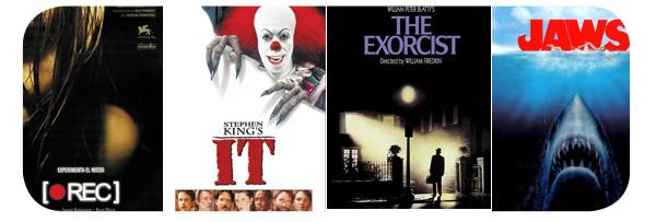 Cinepack: cintas de terror: Parte I 3