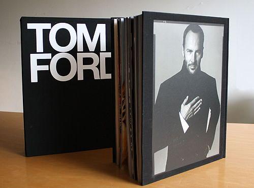 Tom Ford: libro, premiere y ganadoras 1