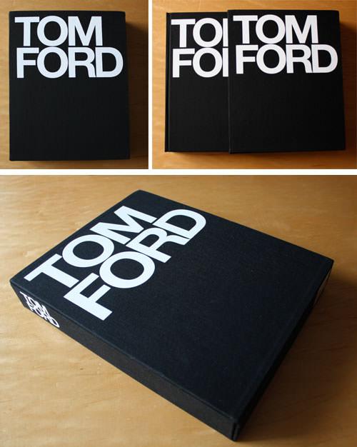 Tom Ford: libro, premiere y ganadoras 12
