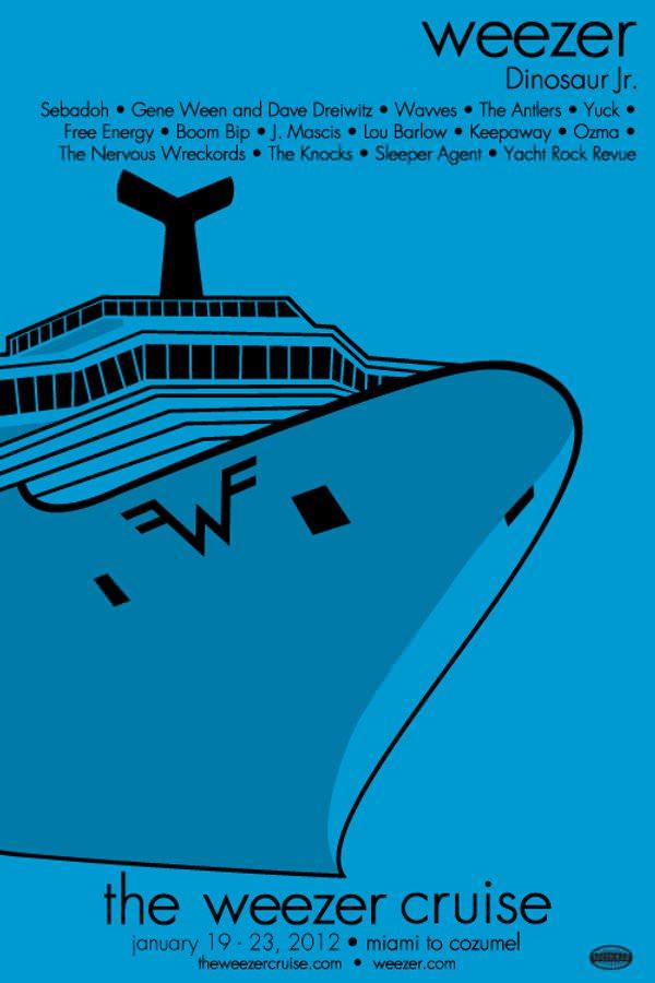 The Weezer Cruise 3