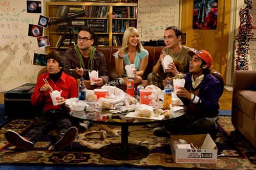 Parejas de serie: Leonard y Sheldon, The Big Bang Theory 2