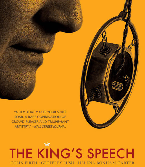 The King's Speech: ganadora del Oscar 3