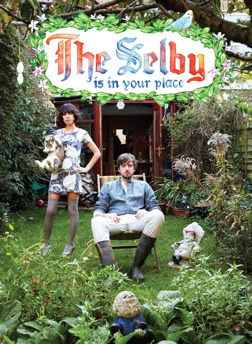 theselby The Selby is in your place: el libro