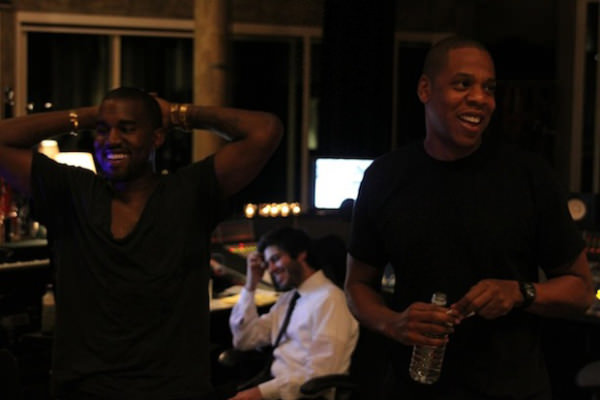 Se viene The Throne: Kanye West + Jay Z 1