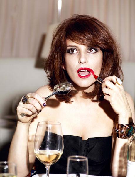 Tina Fey en revista Esquire: mina 12