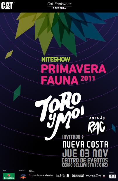 Toro y Moi en vivo + concurso 1