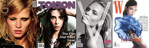 Top Models 2010: quién es quién 11