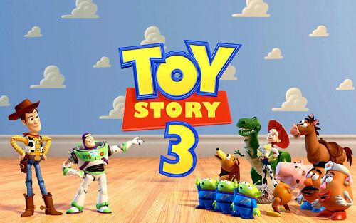 Toy Story 3: la más emotiva 3
