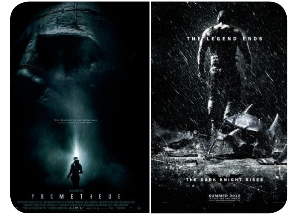 Semana de trailers: Prometheus y The Dark Knight Rises 3