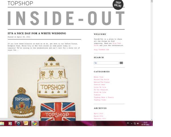 Inside-Out: El blog de Topshop 3