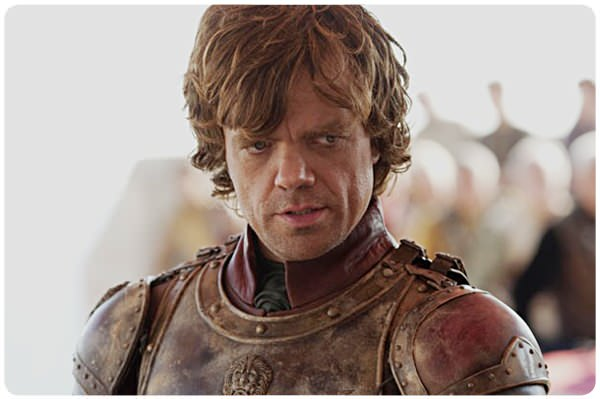 Tyrion Lannister: mino 3