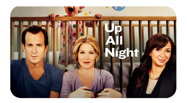 Up All Night: Maya Rudolph + Christina Applegate + Will Arnett 3