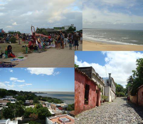 Para visitar en Uruguay: Valizas y Colonia del Sacramento 1