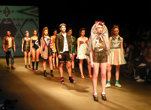 Vanguardia Made in Chile: el evento de moda 11