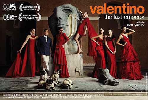 Hoy en HBO: Valentino: The Last Emperor 1