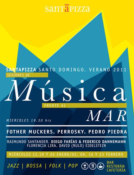 Sesiones de música frente al mar 3
