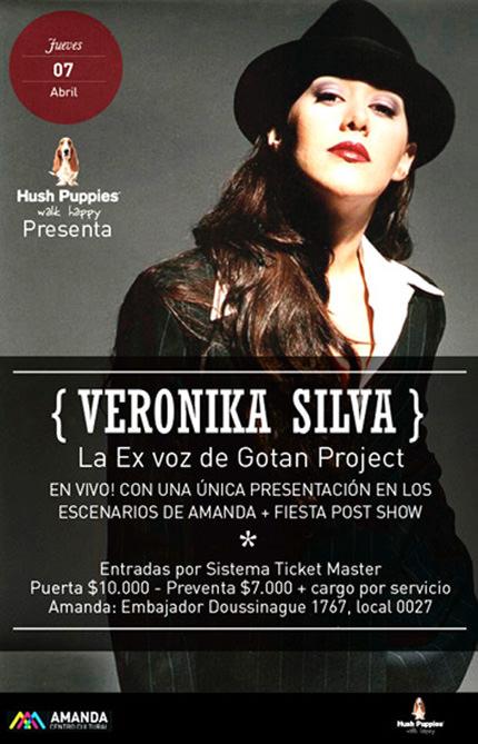 JUE/07/03  Veronika Silva ex vocalista de Gotan Project 3