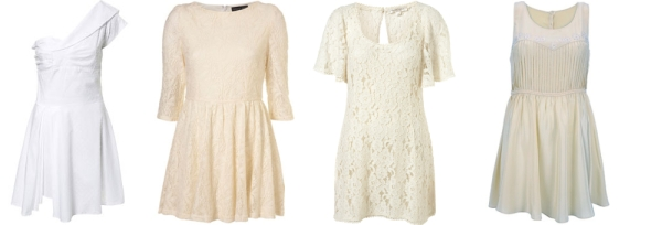 ¿Cuándo ponerse ese vestido blanco? 3