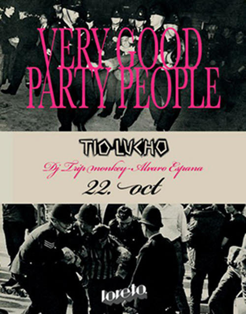 VIE/22/10 Very Good Party People 1