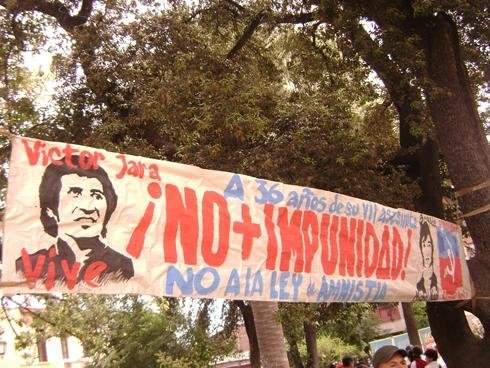 No hay condena para los asesinos de Víctor Jara 1