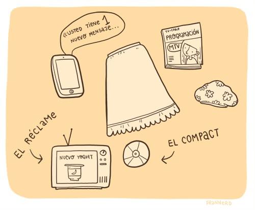 Cosas obsoletas que no puedo evitar 3