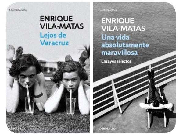 Dos libros de Vila-Matas 1