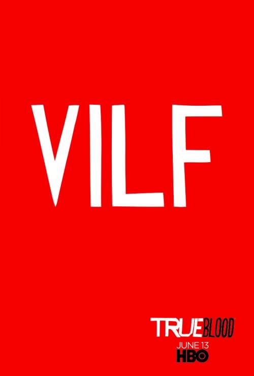 VILF: nueva publicidad de True Blood 1