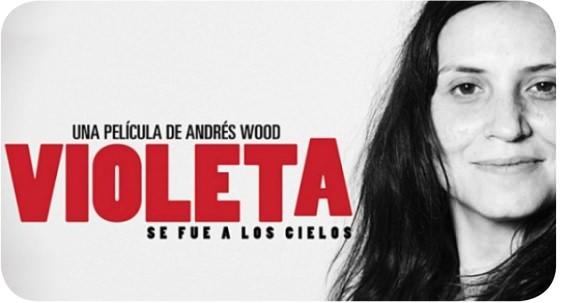Violeta se fue a los cielos, la serie en CHV 1