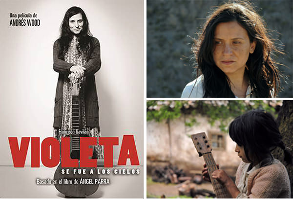 Violeta, la película 1