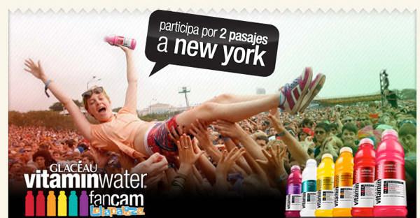 Vitaminwater te invita a NY 3