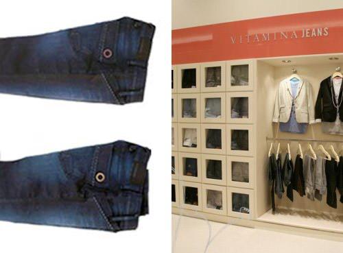 Descubriendo los jeans Vitamina + concurso 2
