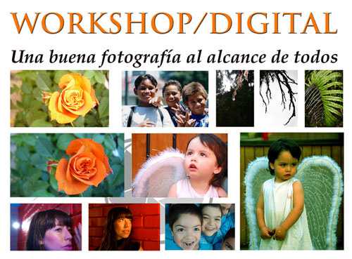 Workshop de Fotografía: descuento para zancadictas! 1