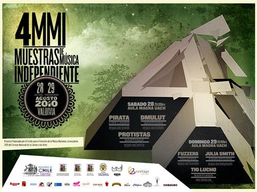 28-29/08 Muestra de Música Independiente, Valdivia 3