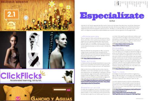 web especial