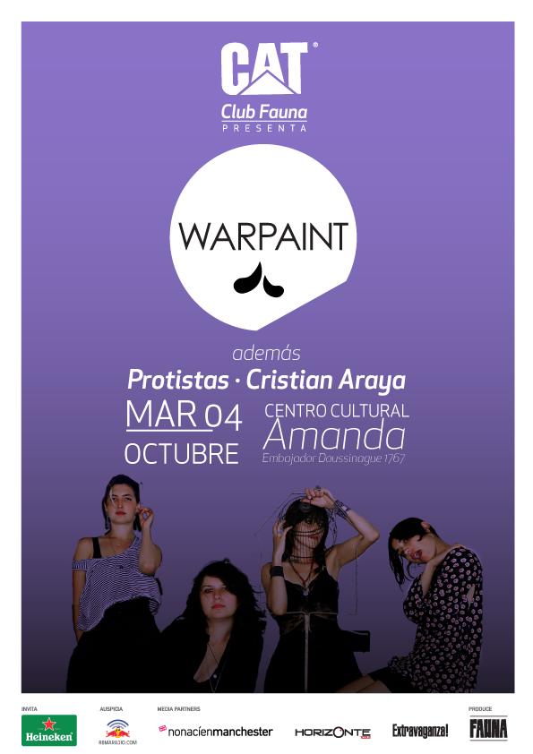 Concurso para ver en vivo a Warpaint 3