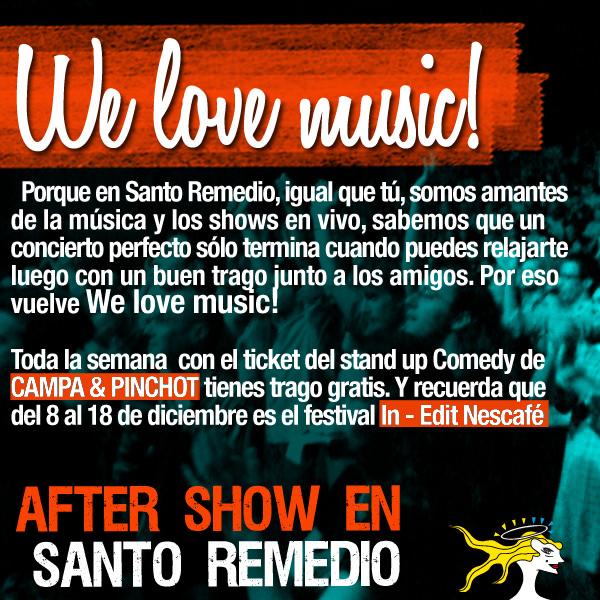 We Love Music 3