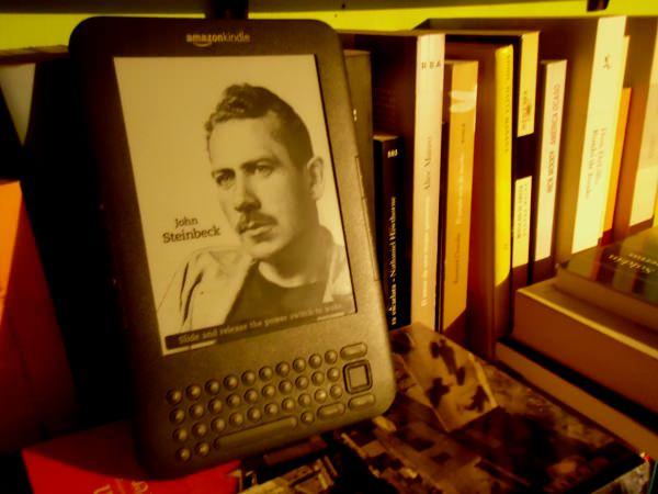 El sueño del Kindle propio 3