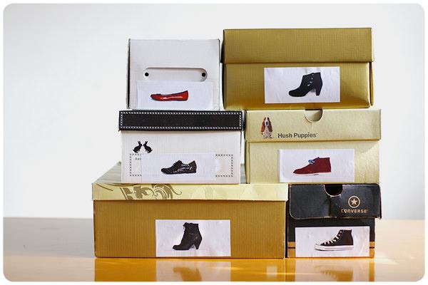 ¿Cómo guardar los zapatos? 25