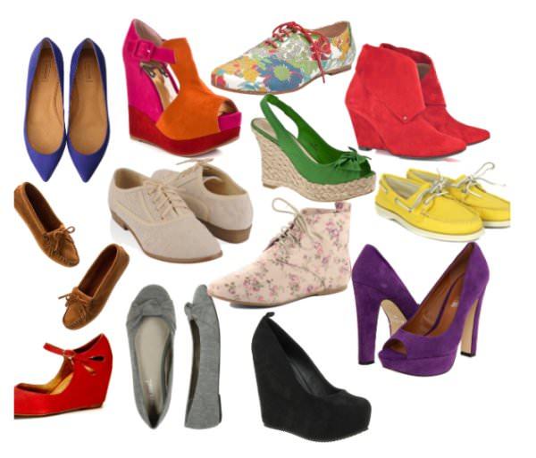 Primavera/verano en los zapatos  1